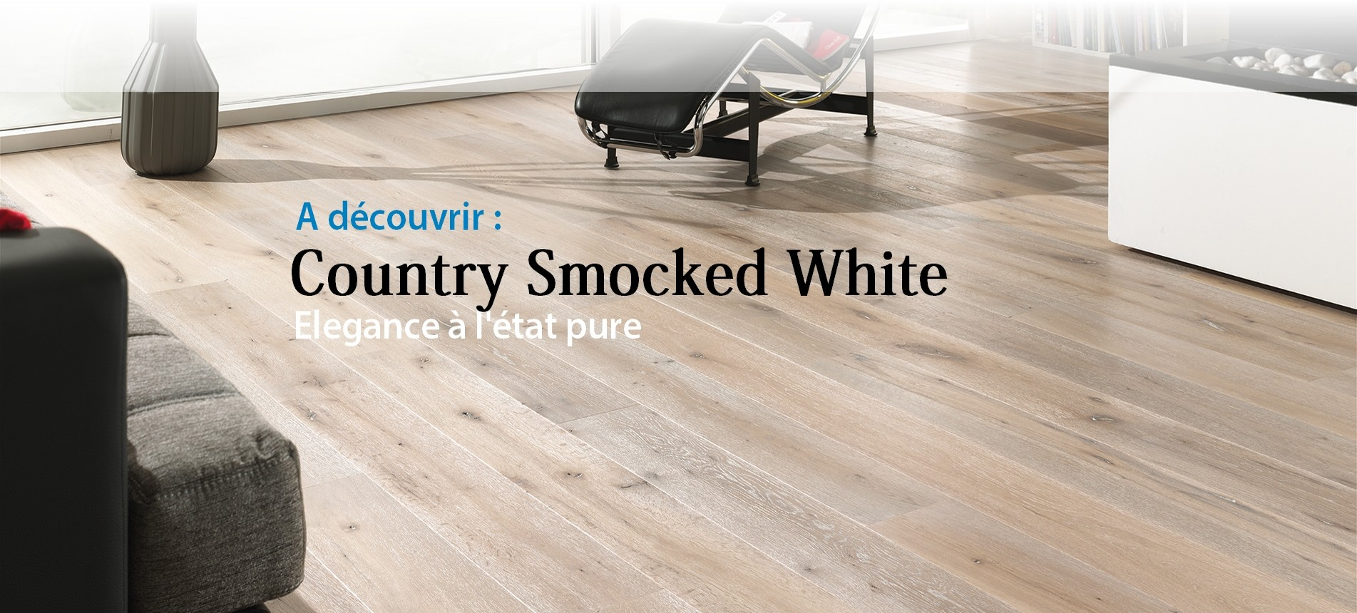 Country Smocked White
